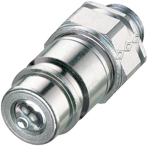 Push-Pull-Kupplung, Stecker, Baugröße 3, 12-L