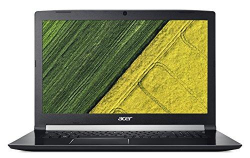 Acer Aspire A717-72G-579U 2.30GHz i5-8300H Intel Core i5 di ottava generazione 17.3' 1920 x 1080Pixel Nero Computer portatile