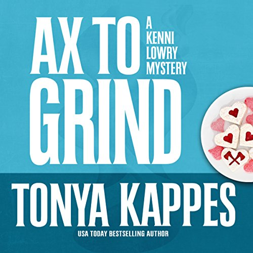 Ax to Grind audiobook cover art