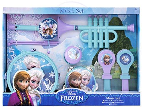 Disney Sambro Frozen Ensemble Musique