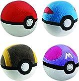 Pokeball Mini Poke Ball Collection 4pc...
