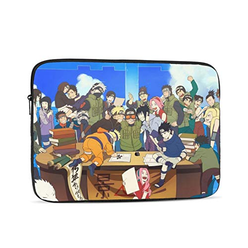 Naruto- Laptop Sleeve Tablet Case Multi-Color & Size Choices of Case Briefcase Carrying Bag