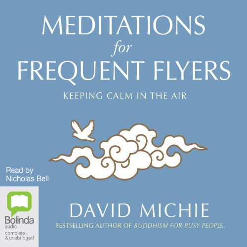 Meditations for Frequent Flyers cover art