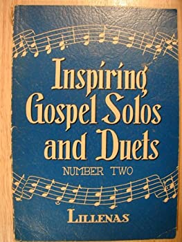 Paperback Inspiring Gospel Solos and Duets:  Number Two Book