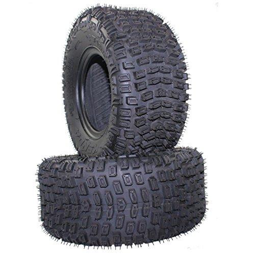 Lot de 2 parts de pneus xfight Kenda at 16 x 8 x 7 tubless 28 F E11 (165/65–7)-4 Paly k570–001 gelände Profil AA Kit 42711–145–0 a0
