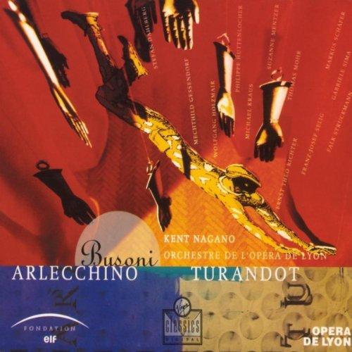 Arlecchino, Oder Die Fenster Op. 50, 3. Satz: Wie Ist Ihr Schlaf, Madame? (Arlecchino/Colombina)