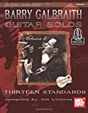 Barry Galbraith Guitar Solos Volume 2: Thirteen Standards