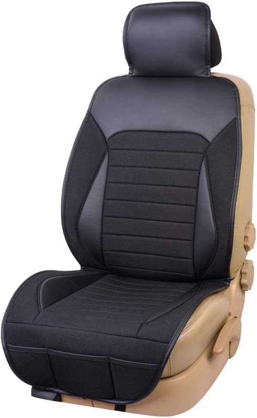 Flying Banner 1 Piece Tampa Mall Car Seat L Al sold out. Cushion Leather Sideless with