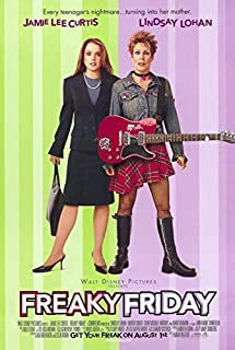 Best freaky friday 2003 poster Reviews