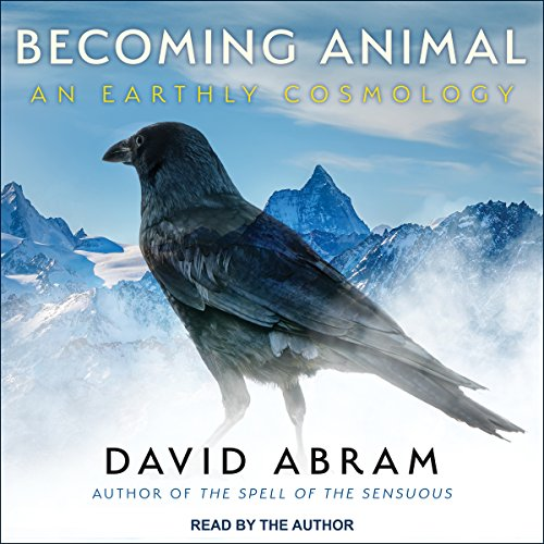 Becoming Animal audiobook cover art
