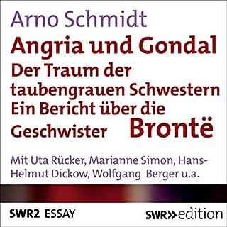 Angria und Gondal - Der Traum der taubengrauen Schwestern Titelbild