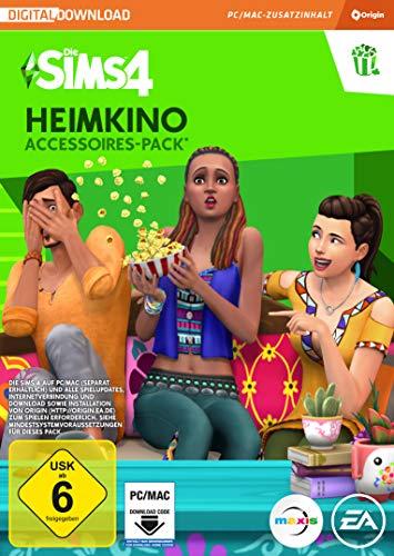 Die Sims 4 - Kinoabend - (SP 5) [PC Code - Origin]