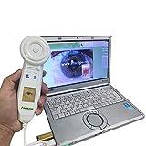 Iriscope Iridology Camera 5.0 MP LED Light Iris Analyser Iridoscope iriscopio