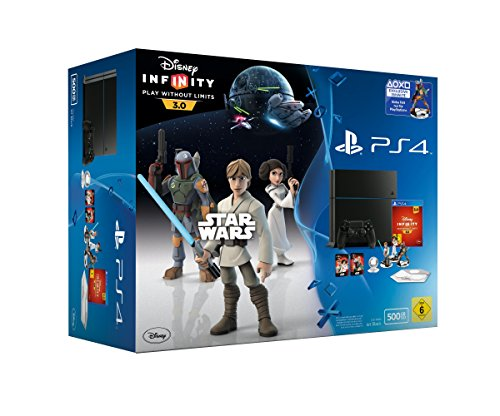 Sony PS4 500 GB + Disney Infinity 3.0