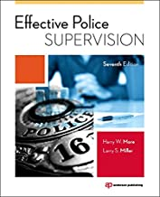 Best effective police supervision 7th edition Reviews