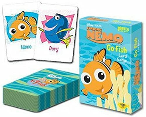 Briar Patch Nemo Preschooler Alphabet Card Game