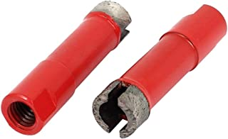 Paul My Concrete stone tile 14 mm wet/dry diamond core drill saw sand mine 2 pcs