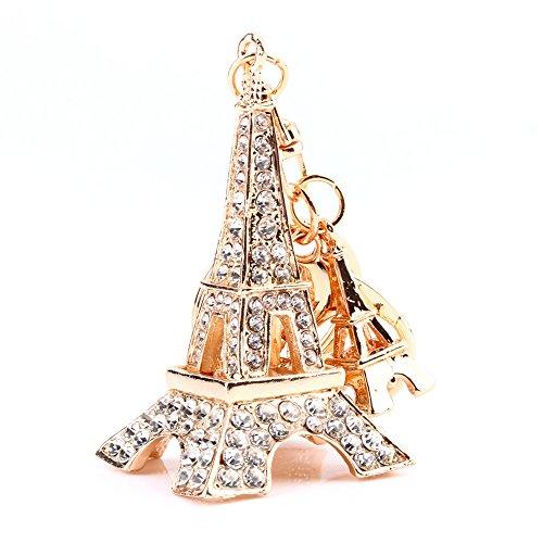 HEEPDD Llavero de Diamantes de imitación, Colgante de...