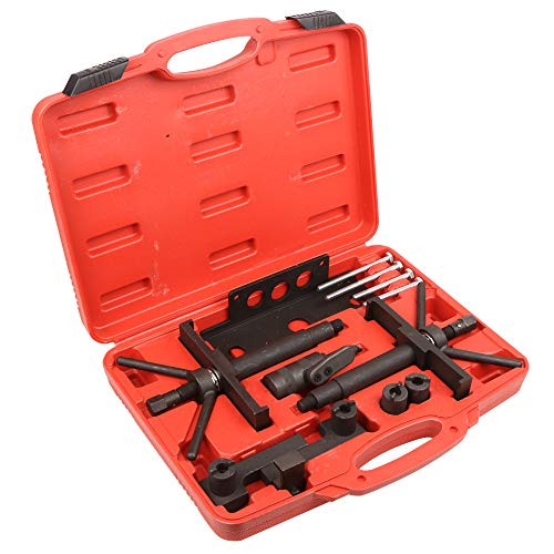 MOSTPLUS Camshaft Crankshaft Alignment Timing Locking Tool Compatible with VOLVO Models 850 960 S40 S70 and S90 Heavy Duty Steel Construction-13 Pieces