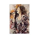 jiandan Janis Joplin Leinwand-Kunst-Poster und
