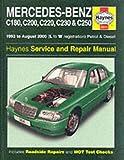 Mercedes-Benz C-class Petrol and Diesel (1993-2000) Service and Repair Manual (Service & repair manuals)