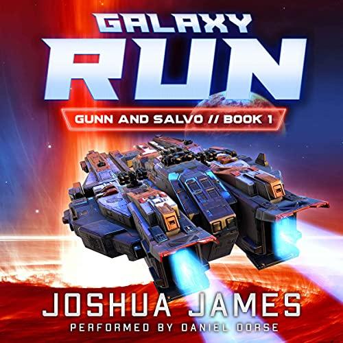 『Galaxy Run』のカバーアート
