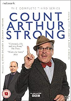 Count Arthur Strong - The Complete Third Series