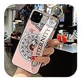 人気モデル電話ケース用サムスンギャラクシーノート10 10 + 8 9 S9 S8 S10プラスA30 40 50 A70リストストラップケースホルダースタンドカバー付き指紋-13-For Samsung S8 Plus