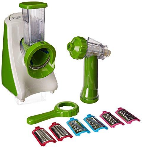 Black & Decker SL1050 Lean Prep Machine Food Processor, Green