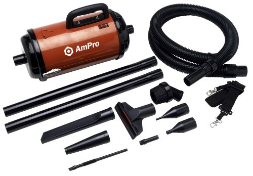 Sale!! Ampro T80385 Powerful 3HP Portable Electric Vacuum Blower