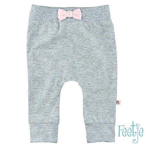 Feetje - Pantalon de Sport - Bébé (Fille) 0 à 24 Mois Multicolore Gris - Multicolore - 2 Mois