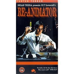 Re-Animator [VHS]