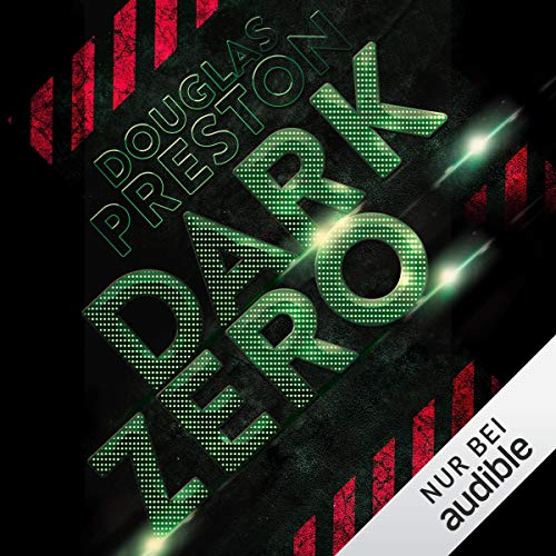 Dark Zero audiobook cover art