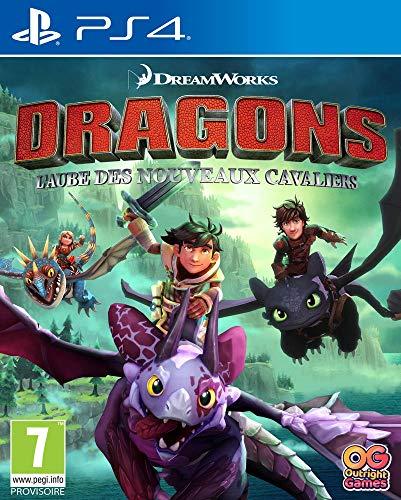 BANDAI NAMCO Entertainment Dragons Dawn of New Riders, PS4 videogioco Basic PlayStation 4