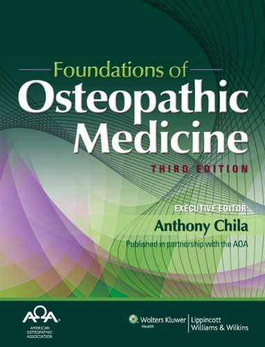 Foundations of Osteopathic Medicine by American Osteopathic Association(2010-11-06)