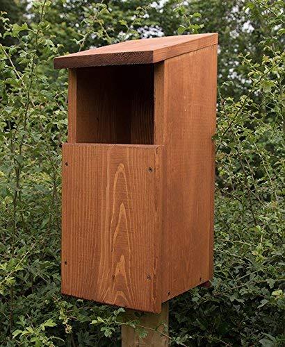 Riverside Woodcraft Owl nesting box With Anti Bacteria Coating