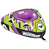 Airhead Turbo Blast 1| 1 Rider Towable Tube for Boating
