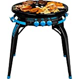 Blacktop 360 'Party-Grill' - Barbecue portatile a gas