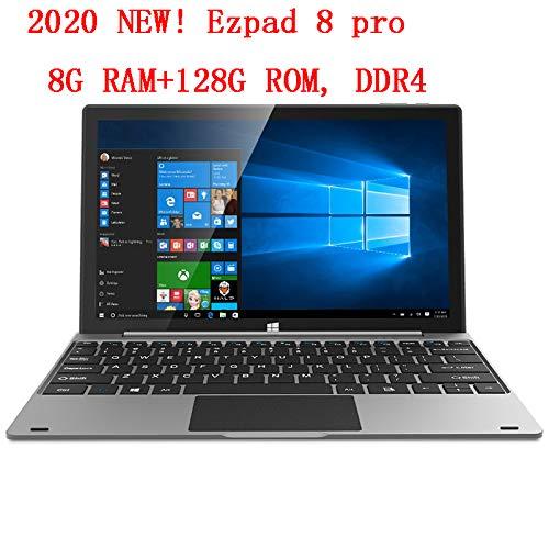 2020 Nuevo Jumper EZpad Pro 8 Tablet PC 2 en 1 11.6 Pulgadas IPS 1080P N3450 Quad Core 8 GB DDR4 128 GB Windows 10 Tablet pc (no Incluye Teclado)