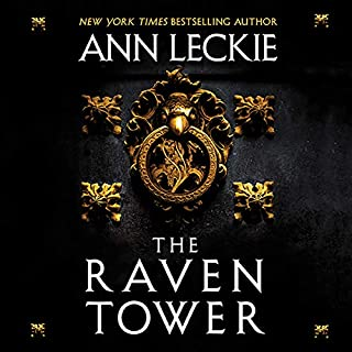 Page de couverture de The Raven Tower