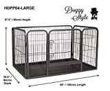 Bunny business Pet Supplies Heavy Duty Whelping With Abs Tray Puppy Play Pen, Large