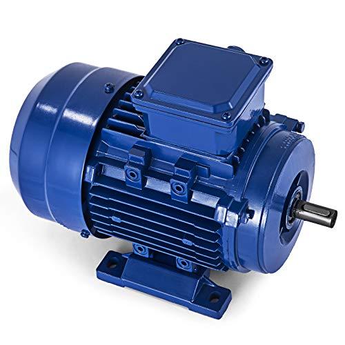 OldFe 230 V Wechselstrommotor Elektro Motor 0,37 kW Drehstrommotor Motor 3 Phase Asynchronmotor Wechselstrommotor