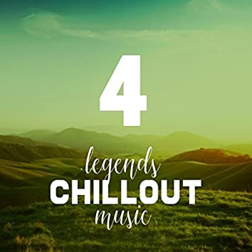Vol.4 Legends of Chillout Music