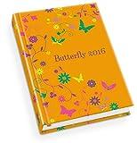 Butterfly Taschenkalender 2016: Taschenkalender
