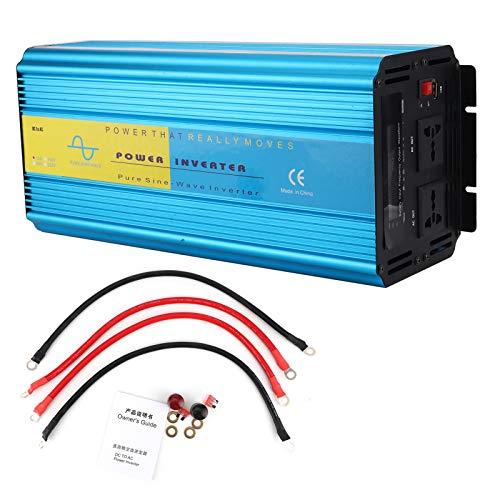 Power Inverter, USB Power Inverter, Single USB for 12V DC Vehicles for Family Tool for Outdoor Work for Cars, Motorcycles, Ships(pink)