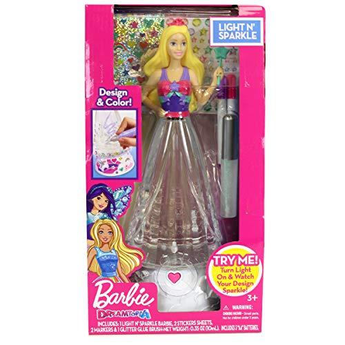 Tara Toys Barbie Light N Sparkle - Amazon Exclusive, Multi