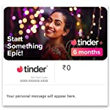 Each code is valid till 12 December 2021. No extension for the same will be provided under any circumstances. Upgrade to Tinder Plus with premium features like: Unlimited Likes Rewind: Take back your last Like or Nope 5 Super Likes a day 1 Boost a mo...