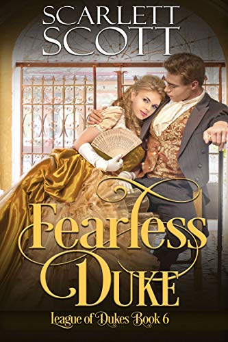 Fearless Duke (League of Dukes Book 6)