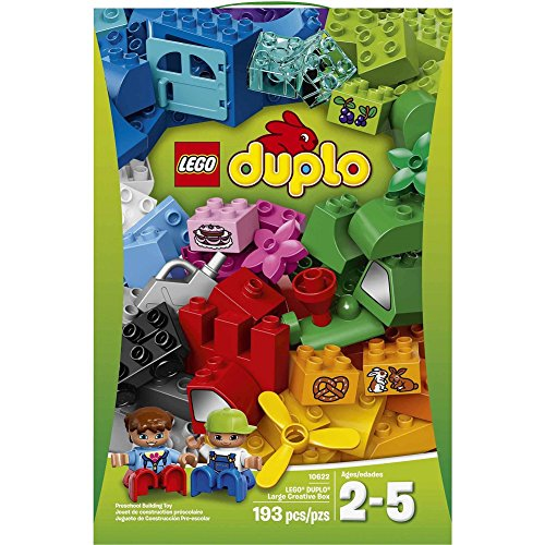 LEGO Duplo - Large Creative Box 10622 (193 pieces) by LEGO
