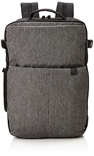 HP Signature Slim Top Load (L6V68AA) Schoudertas met ritssluiting (voor notebooks) 39,62 cm (15,6 inch) grijs rugzak 39,62 cm (15,6 inch) zwart, grijs